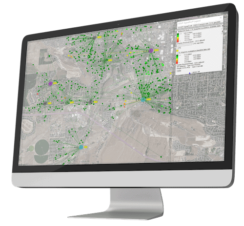 CBRS Wireless Software Mapping Tool