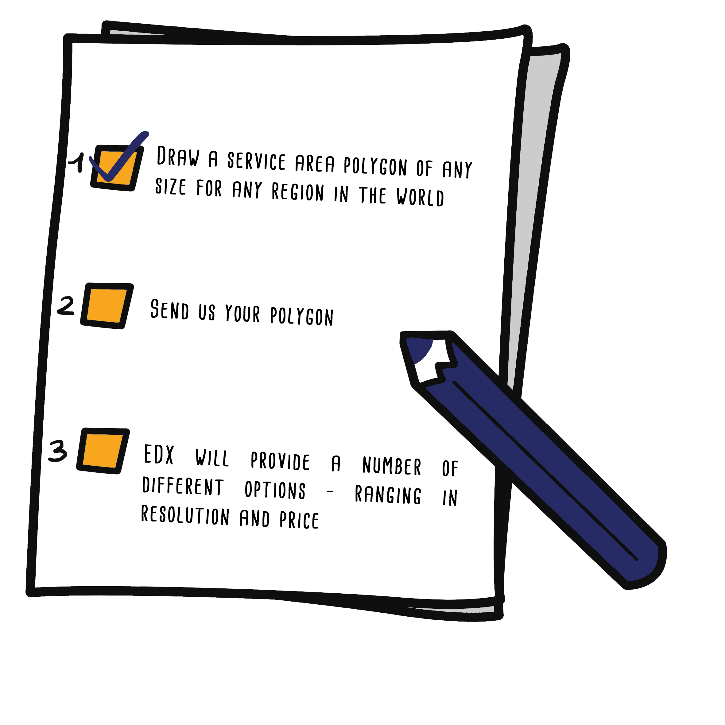 clutter Data Planning Tool