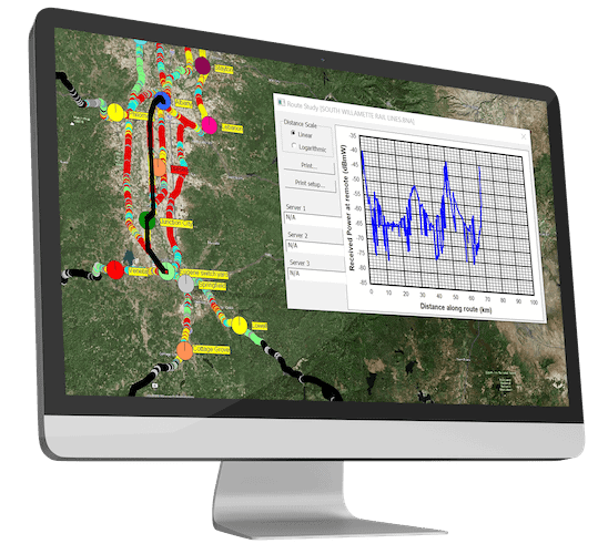 Hybrid Wireless Mapping High Resolution
