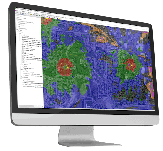 Monthly Mapping Software