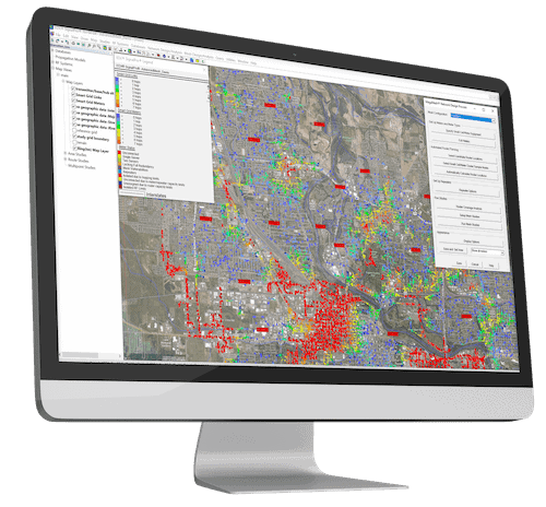 Radio Frequency  Mesh Network Planning Tools