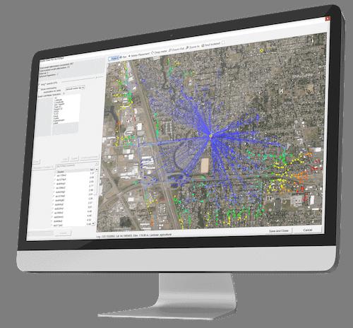 Wireless Planning Software
